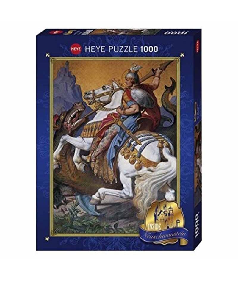 Heye Puzzle St. George 1000pz