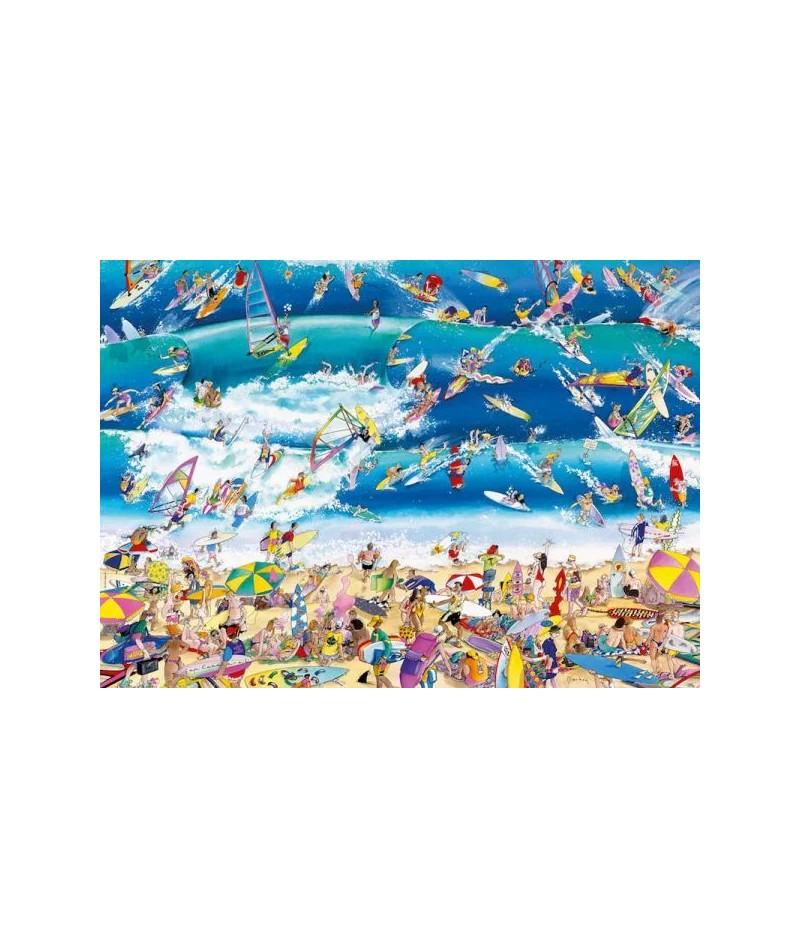 Heye Puzzle Blachon Surfing...