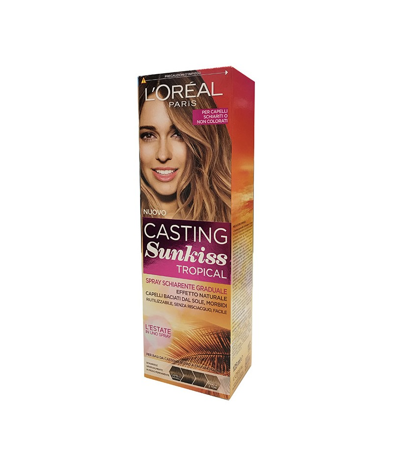 L'Oreal Casting Sunkiss...