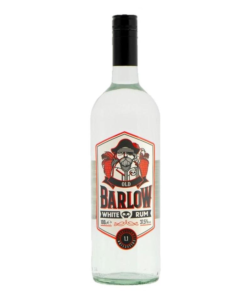 Old Barlow White Rum Bianco...