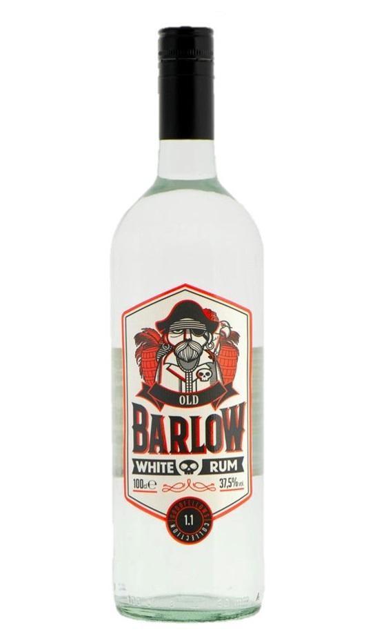 Old Barlow White Rum Bianco 1lt