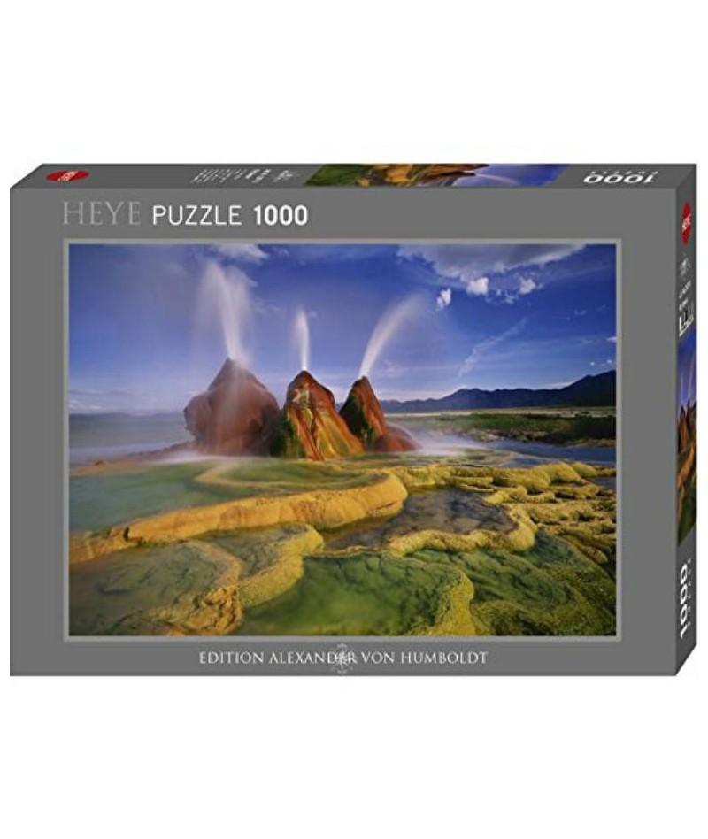 Heye Puzzle Fly Geiser 1000pz
