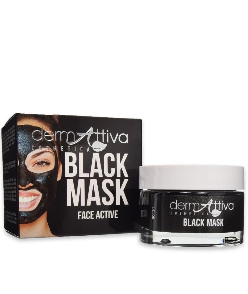 Dermattiva Black Mask Face...