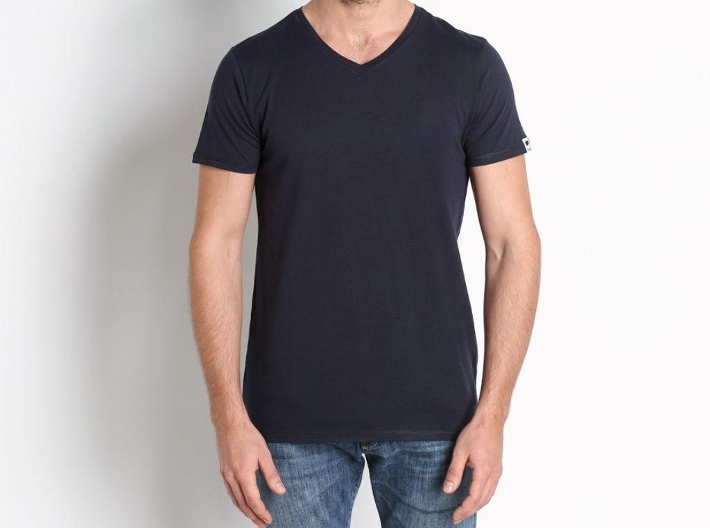 GAS Underwear T-shirt Scollo a V