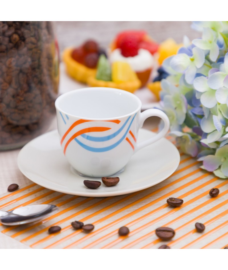 Set da Caffe' con Piattino...
