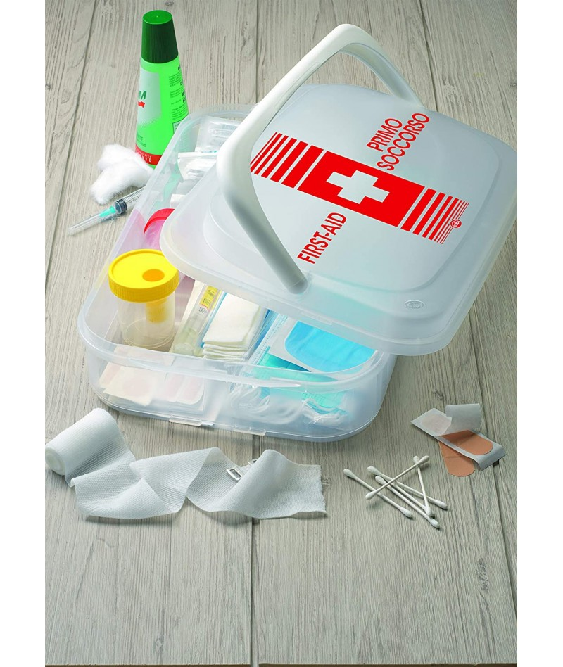 SNIPS First Aid Carrier Box...
