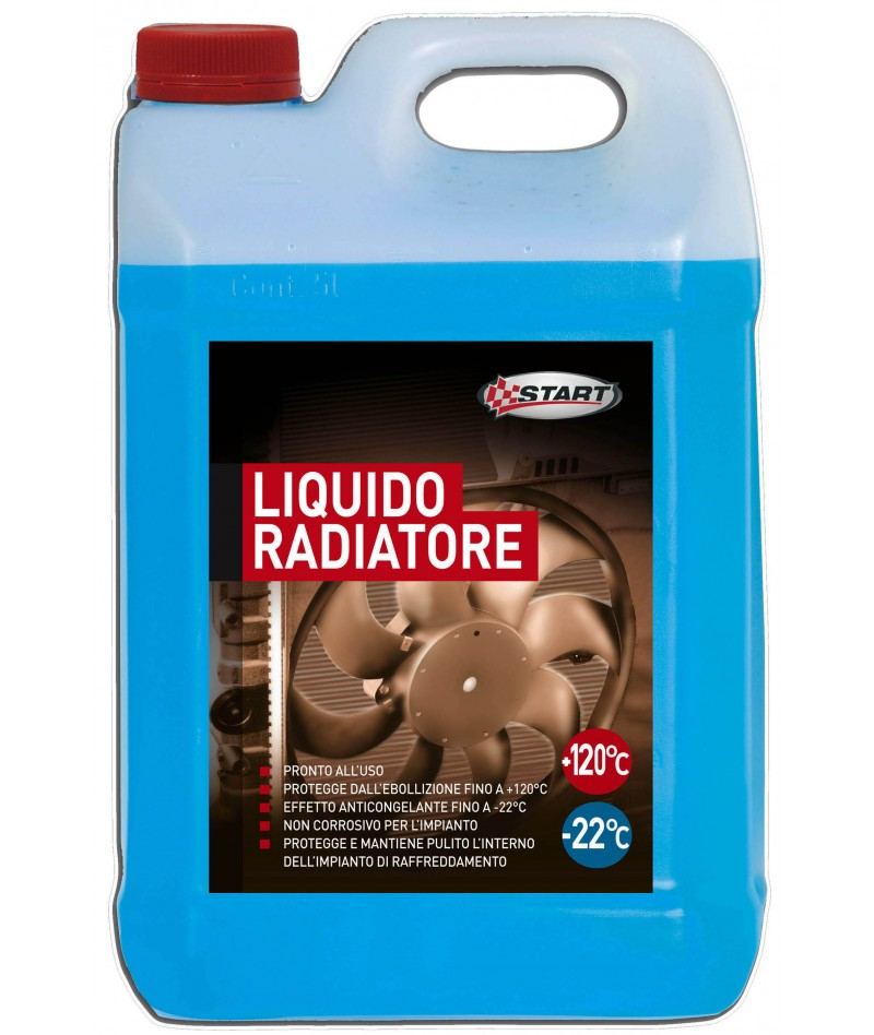 START Liquido per Radiatore 5L