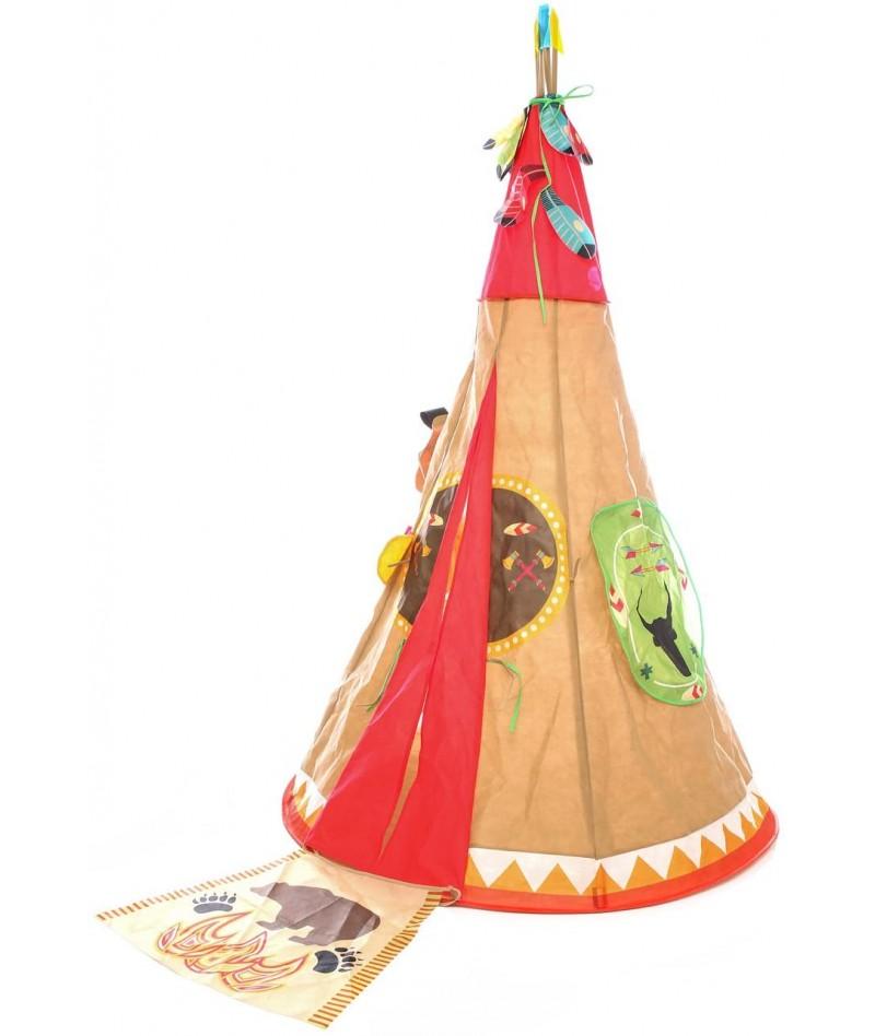 Tenda da Gioco Indiani con...
