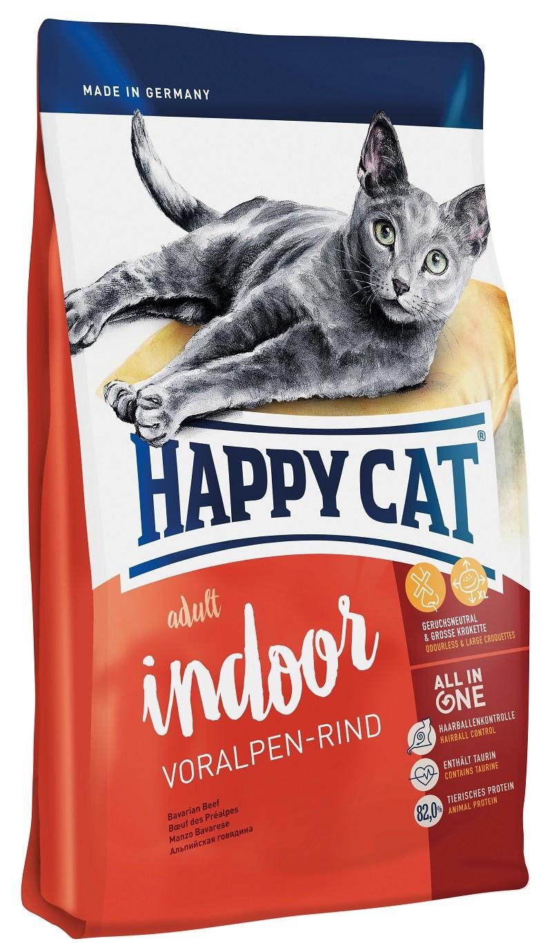 Happy Cat Voralpen Rind Crocchette per il Gatto al Manzo delle Prealpi 10kg