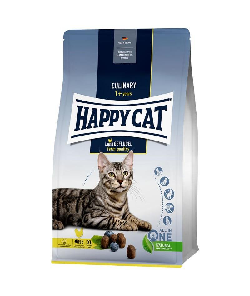 Happy Cat Land Geflügel...