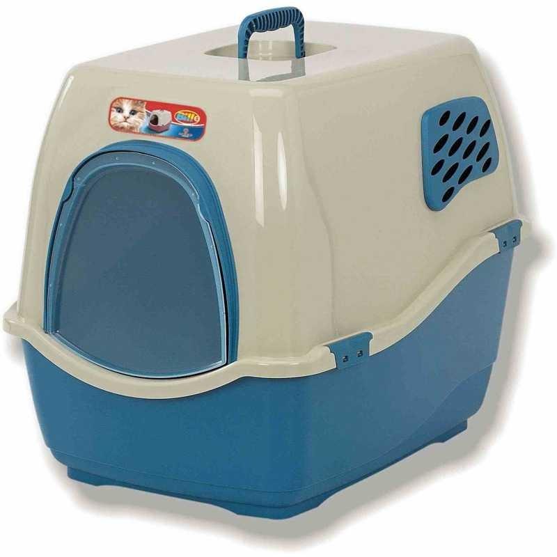 Marchioro Bill 2F Toilette per Gatti con Coperchio