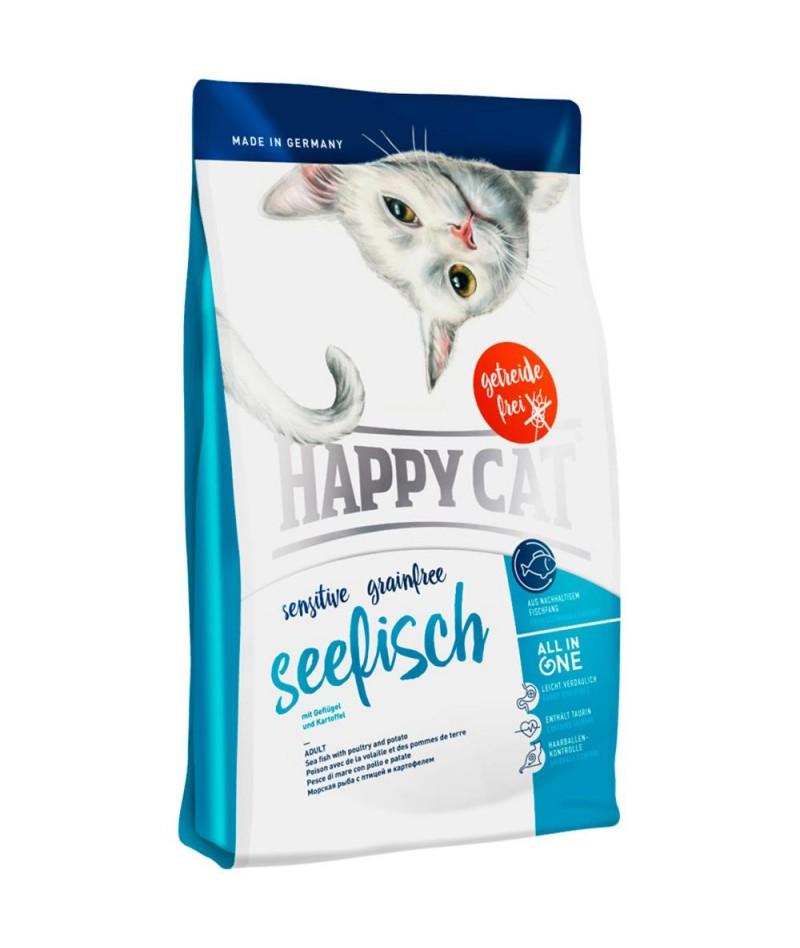 Happy Cat Seefisch...