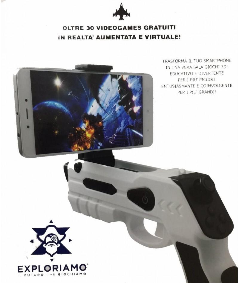 EXPLORIAMO The Space Gun VR 3D