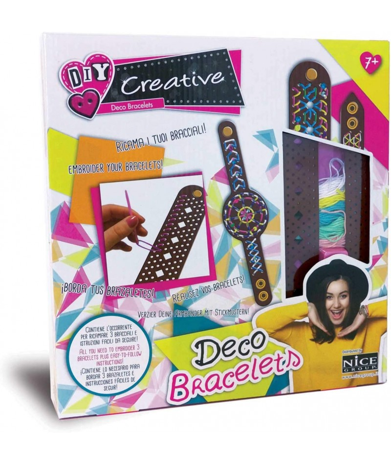 NICE CREATIVE DECO BRACELETS