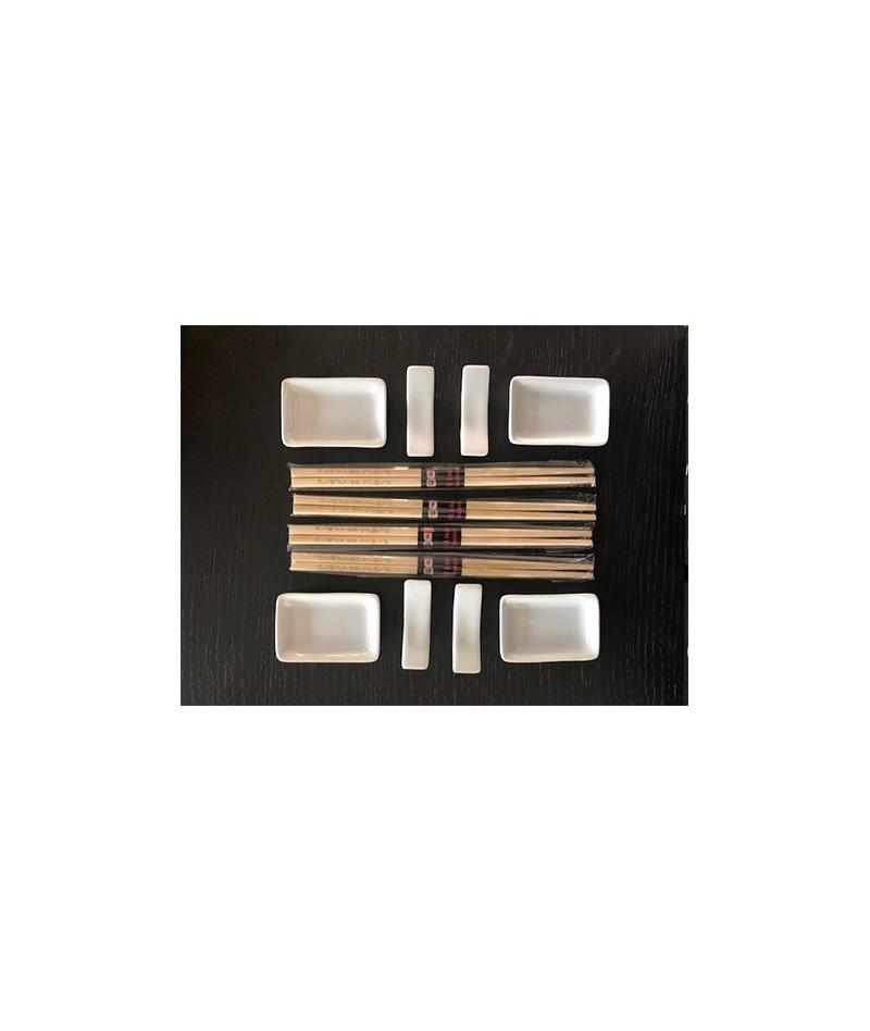 ANILAR Sushi Set in Ceramica