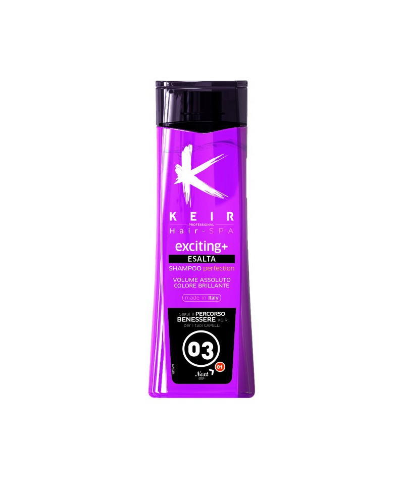 Keir Exciting Shampoo 250ml
