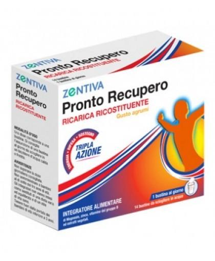 Zentiva Pronto Recupero Multivitaminico 14 Bustine + 1 Confezione OMAGGIO