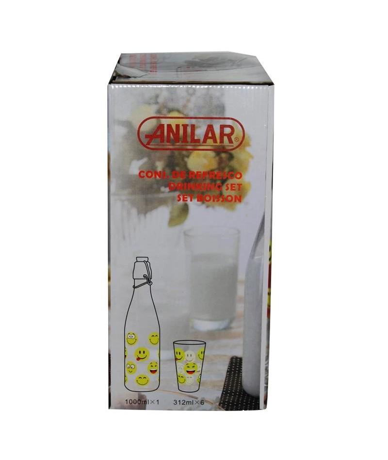 Anilar Drink Set 7 PZ