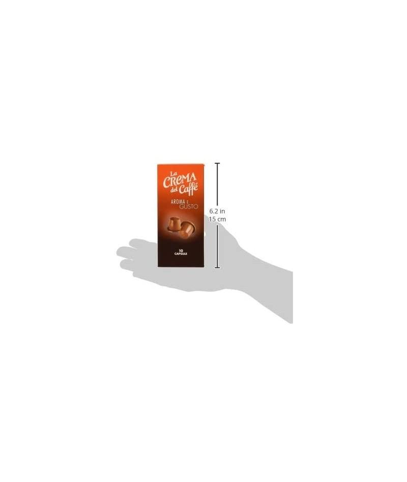 360 Capsule La Crema del...